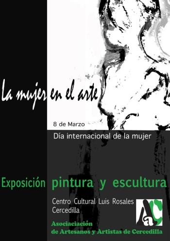 72Cartel Día de la mujer, 8 de Marzo